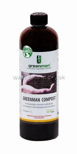 SCD Compost - přípravek na kompostování