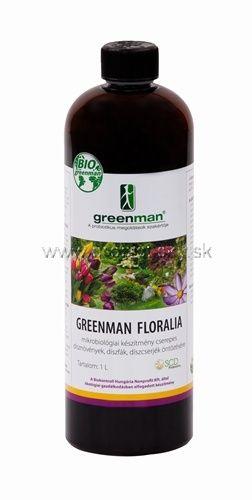 SCD Floralia organické hnojivo pro květiny