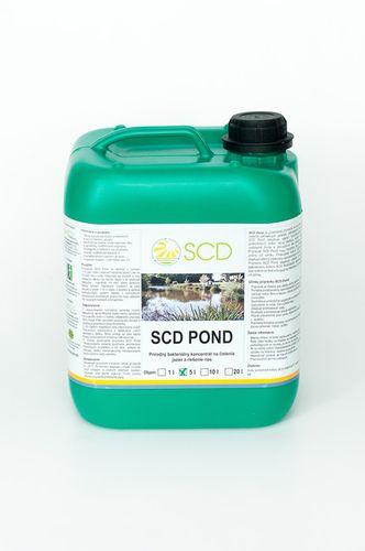 SCD Pond - přípravek proti řasám v jezírku