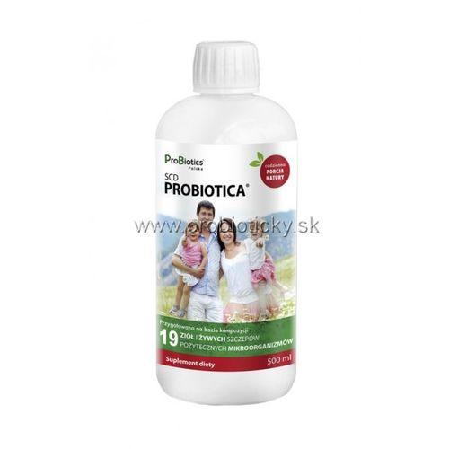 SCD Probiotica - Tekuté probiotika - doplněk výživy