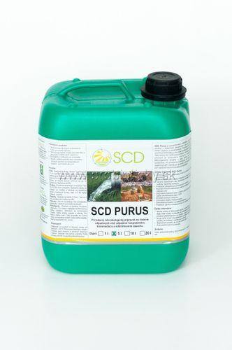 SCD Purus bakterie do septiku a čističky
